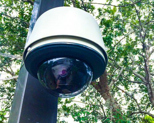 PTZ-Dome-Camera